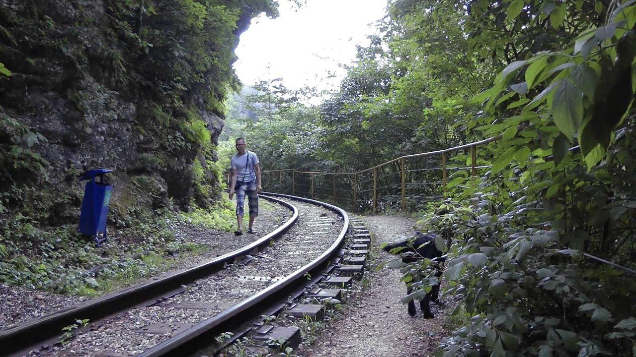 Гуамское ущелье 2012 (HD)