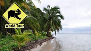 Voyage au Panama îles Bocas del Toro et Bastimentos Maryse & Dany © Youtube