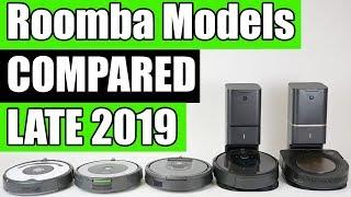 Roomba Buyers Guide   S9+ vs i7+ vs 960 vs E5 vs 675 vs 614 vs 690