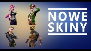 Nowe skiny! - Fortnite Battle Royale