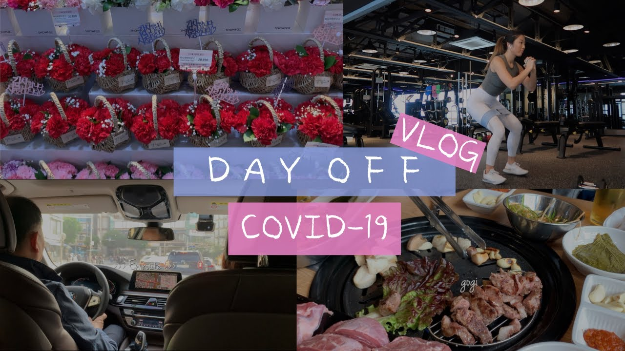 🇰🇷NORMAL day in SEOUL recovering COVID-19 | VLOG