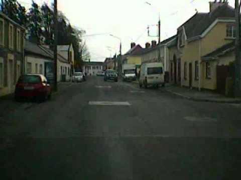 Kilcock Town, Co. Kildare, Ireland