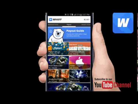 Hack of whaff reward apk no root 100% working No ban with proof