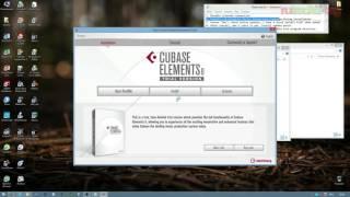 Установка Cubase EL 8.0.20