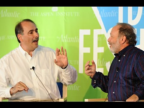 Great Shifts in American Politics: A Conversation with David Axelrod