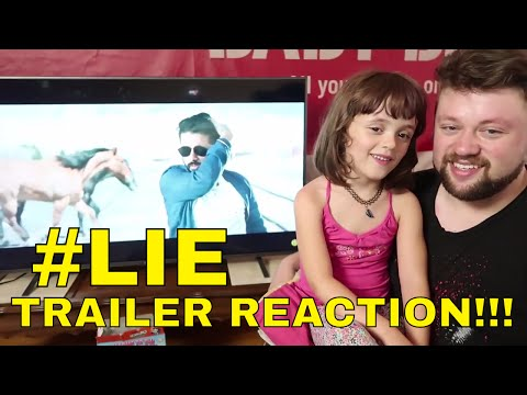 #LIE Teaser Reaction!!!
