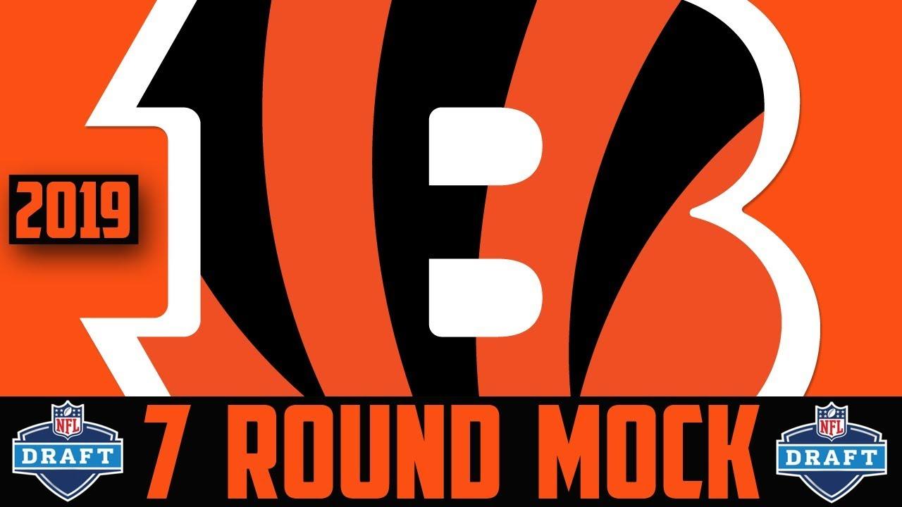 c9068883 Cincinnati Bengals 7 Round NFL Mock Draft 2019 (7 Round NFL Mock ...