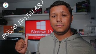 Windows 10 Enterprise 2019 LTSC (LTSB)/Pro Workstation/Windows 10 Pro - Posso Instalar Qualquer Um?