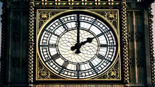 Время, часы на английском для начинающих