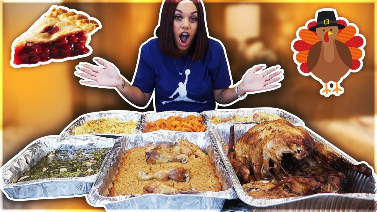 thanksgiving-mukbang-family-feast