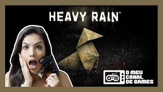 Heavy Rain: Gameplay do Início - Jogando com a minha NOIVA (SUELLEN NEVES)