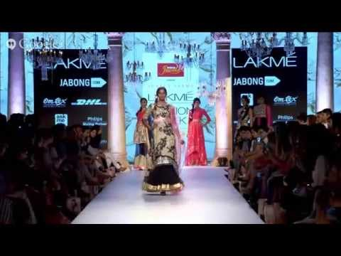 Suneet Varma - Decorative Arts of India Lakme Fashion Week! Designer Storytelling #47