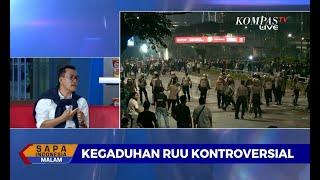 Dialog - Gelombang Demo RUU Kian Deras, Refly Harun: UU KPK Disetujui, Kesalahan Fatal Itu