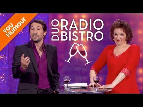 ANNE ROUMANOFF & REGIS MAILHOT - Duo radio bistro