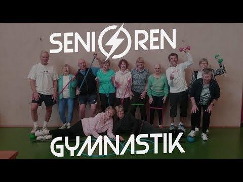 Warm Up in der Seniorengymnastik