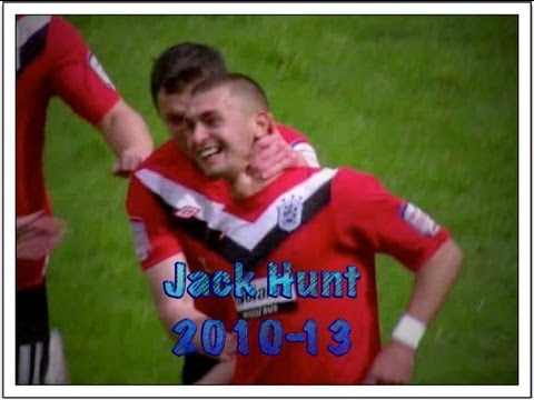 Jack Hunt | Huddersfield's Attacking RB | Runs, Skills, Crosses