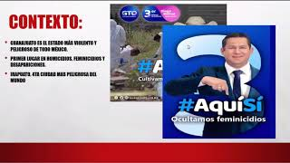 GUANAJUATO: LOS ABUSOS DE LAS TRANSNACIONALES. PRESENTA: EL CONGRESO DE LA SOBERANÍA