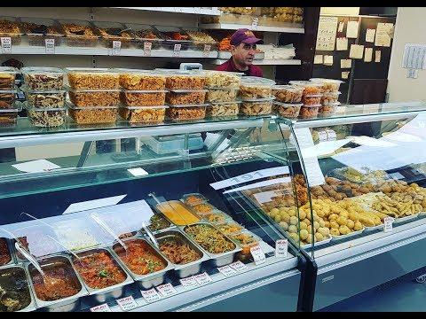 A Trip To Milan Pure Vegetarian, Stoney Lane, Birmingham - Steven Heap