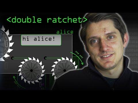 Double Ratchet Mes...