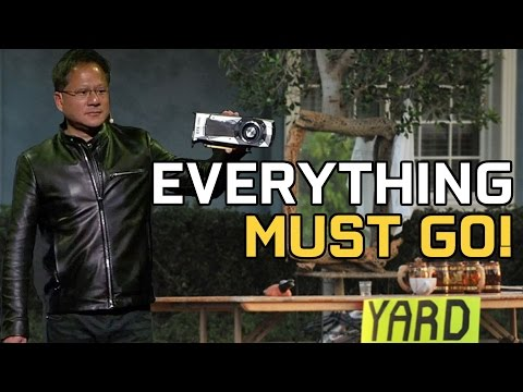 Nvidia Cuts Prices | Reviewers Get Higher OC Cards?