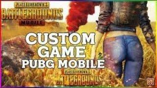 Custom room Canlı yayını   Grup kodu   Pubg mobile Canlı Yayını