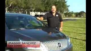 2012 Buick LaCrosse Review Video by Voxel Group - Garage TV