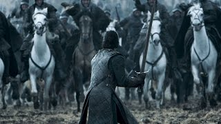 Game Of Thrones - Soundtrack 6x09 - Battle of the Bastards OST