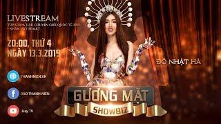 Đỗ Nhật Hà livestream bật mí hậu trường Hoa hậu Chuyển giới