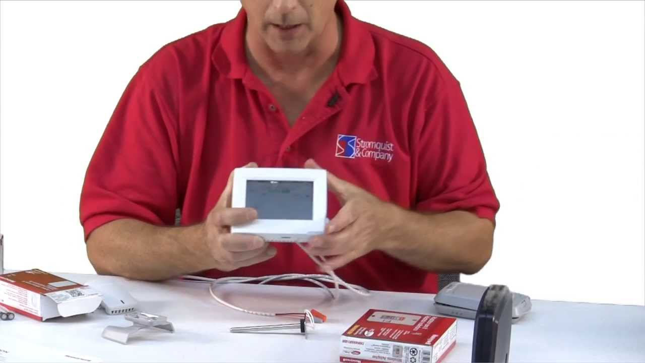 Unboxing The Honeywell Vision Pro 8000 And Redlink System