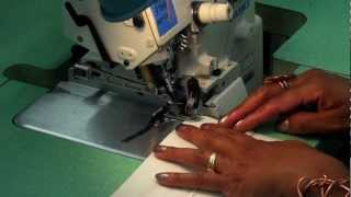 How to use The Overlock Machine