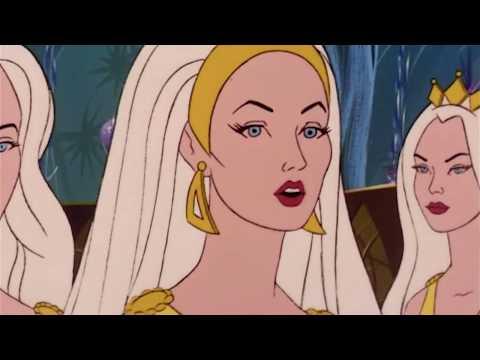 Alien Women Lure the Enterprise Men to their Planet  (Star Trek The Animated Series)