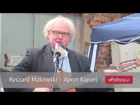 Ryszard Makowski - Aport Raport
