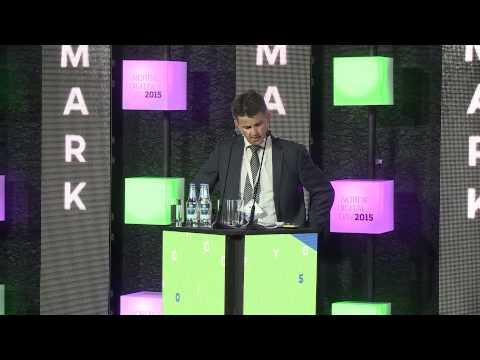 Nordic Digital Day 2015 - presentation of Denmark