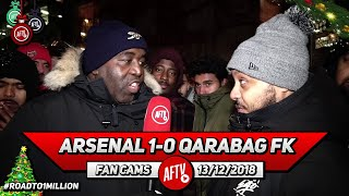 Arsenal 1-0 Qarabag FK | 22 Undefeated Playing Football The Emery Way! (Troopz)