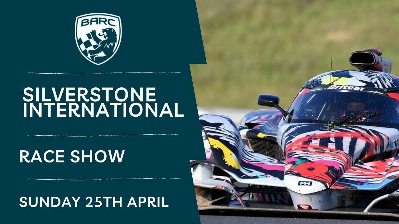 Download BARC LIVE   Silverstone   Sunday Race Show   April 25 2021