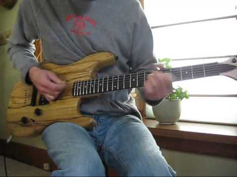 Warmoth Guitar for sale