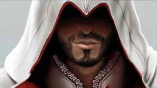 Assassins Creed Speed Drawing