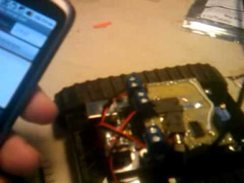 Android Arduino Shield