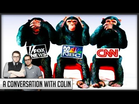 Cable News Shouldn't Be Your Only Source of News - A Conversation with Colin