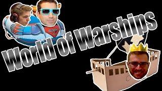 World Of Warship - Les tipiaks