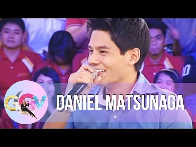 GGV: Daniel Matsunaga talks about being 'Pinoy' on GGV