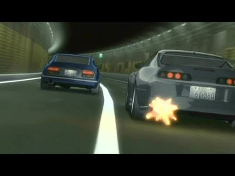 Kei Gets PAYBACK! Supra Dethrones Blackbird & 240Z | Wangan Midnight - Alternate Edition!