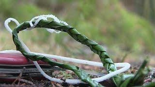 06 | Bushcraft Pflanzen: Die Binse - Lampendocht, Kinderspielzeug, Wasseranzeiger