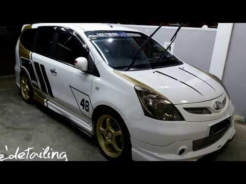 Nissan Grand Livina Impul 1.8A - Car Polish/Polish Kereta Pasir Gudang, Johor