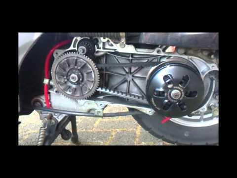 Comment d monter lombriage d 39 un scooter youtube - Comment demonter un karcher ...