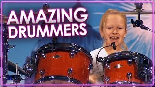 BEST DRUMMER'S IN THE WORLD! Auditions On Got Talent | Top Talent MP3