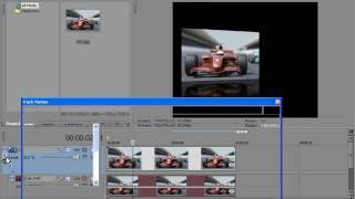Видео монтаж в Sony Vegas .Имитация 3D в Sony Vegas
