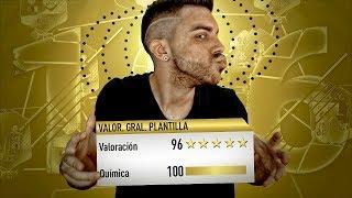 PLANTILLA 196 VALORACION !!!
