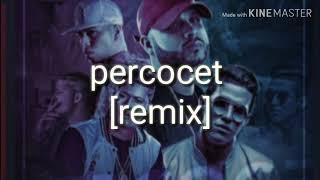Percocet Remix (letra) - Alex Rose Ft. Lennny Tavàrez  - Quimico Ultra Mega - Chris wandell