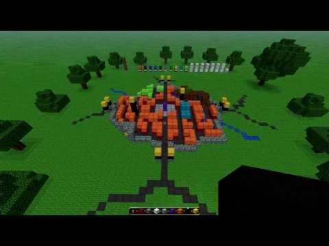 Minecraft Mittelalter: Wie fange ich eine Stadt an? [Download]